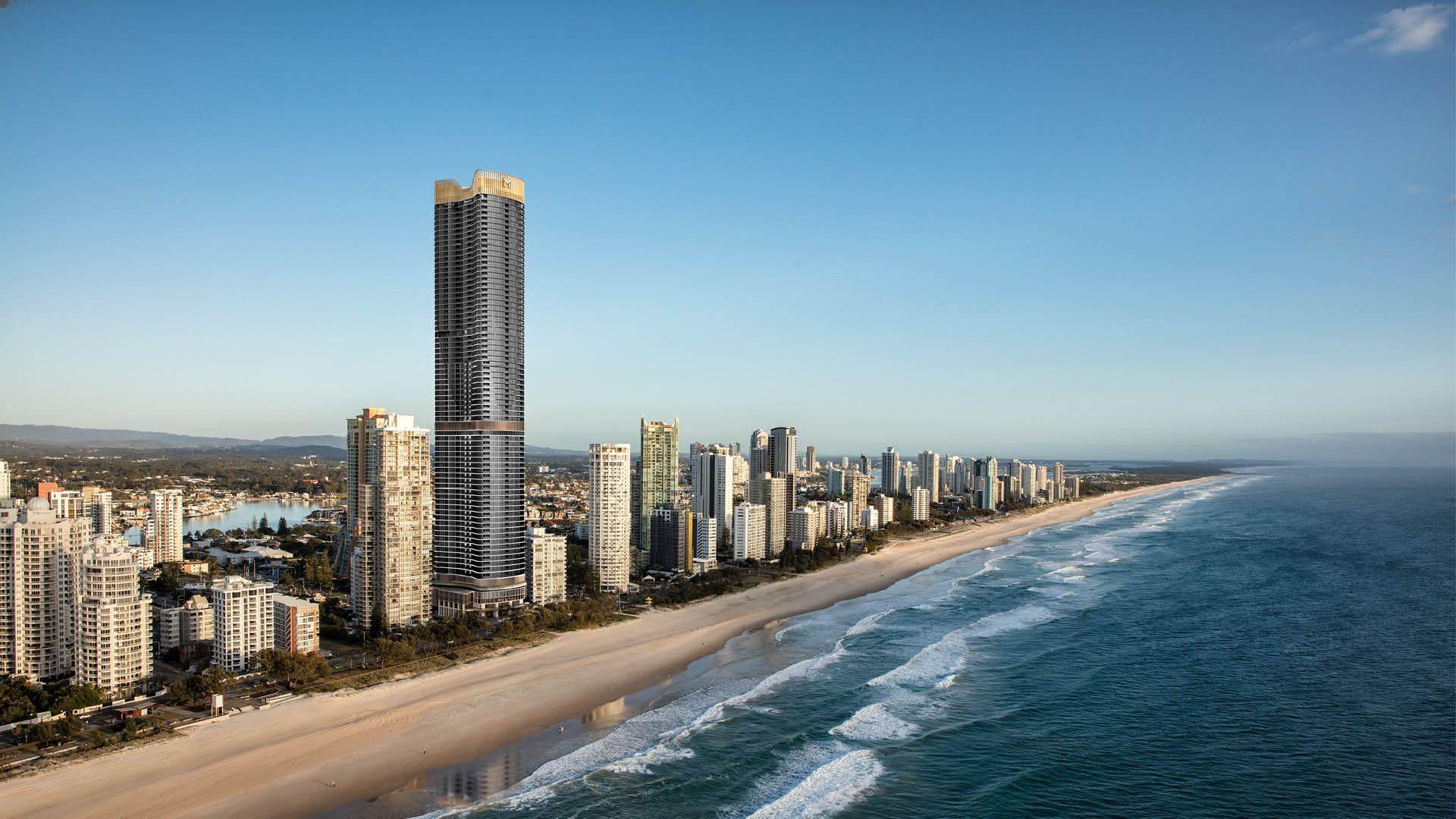 Ocean Gold Coast Meriton Apartments 1