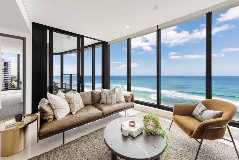 Ocean Gold Coast Meriton Apartments